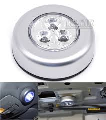Battery Powered Led Lights Outdoor by 3 Led Battery Powered Touch Light Outdoor Touching Car Lamp