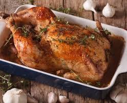 cuisiner poulet entier poulet rôti croustillant et moelleux de ma grand mère recette de