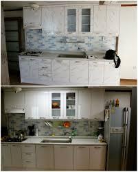 korean style kitchen design traditional interior decoration