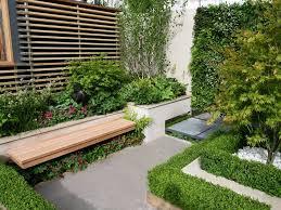 Small Urban Garden - small urban home garden design 4 home ideas