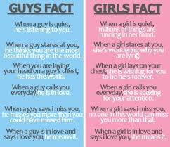 facts about guys guys facts vs facts so true