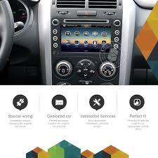 iokone touchscreen double din car dvd player for suzuki grand