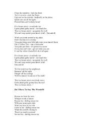 Turn Out The Lights Song Brayan Adams Song Lyrics