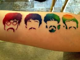 amazing beatles tattoos part 1 the beatles