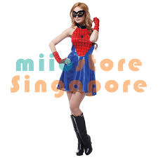 Spiderman Costume Halloween Rent Spiderman Costumes Singapore Miiostore Costumes