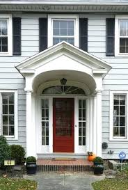Colonial Exterior Doors Colonial Entry Door Enlarge Stately Front Entries Colonial Entry