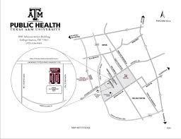 Tamu Parking Map Maps