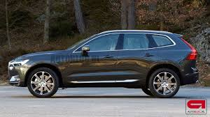2018 Xc60 2018 Volvo Xc60 Leaked Looks Sharper Than The Xc90 Autoevolution