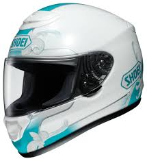 ladies motorcycle helmet shoei qwest serenity helmet revzilla