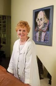 David Cook Light On Distinguished Shakespeare Scholar Ann Cook Calhoun Dies News
