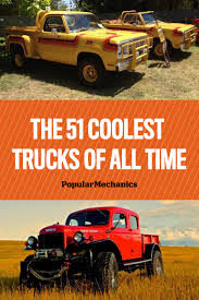 Ford Old Pickup Truck - 51 cool trucks we love best trucks of all time
