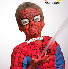 25 face painting spiderman ideas