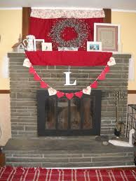 divine fireplace valentine design ideas present brilliant white