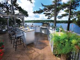 kitchen design ideas outdoor kitchens fireplaces easter concrete