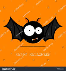 Vector Illustration Cute Halloween Bat Stock Vector 316128785
