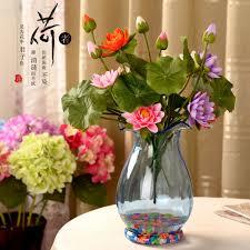 Silk Flowers Wholesale Online Shop 5pcs Simulation Of Dried Flowers Silk Flower Wholesale