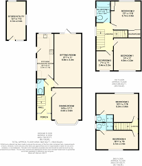 Gatwick Airport Floor Plan by 5 Bedroom Semi Detached House For Sale In Springfield Crescent
