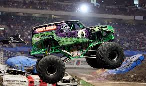 grave digger the legend monster truck monster jam at a glance san antonio express news