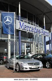mercedes shop uk mercedes car dealership stock photos mercedes car