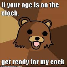 Cock Meme - if your age is on the clock get ready for my cock memebase