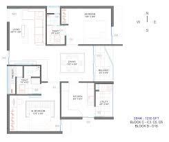 Floor Plan Pdf Grand Project Capitol 2 3 Bhk Flats U0026 Duplex Apartments Floorplans