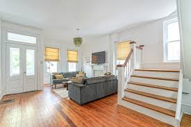Original Wood Floors West Mt Airy Twin With Original Character Asks 329k Curbed Philly