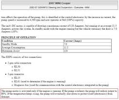 must read about time power steering pump failure page 5