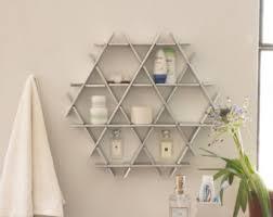 Bathroom Shelf Organizer by Bathroom Storage Etsy