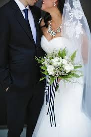 simple wedding bouquets fern bouquet simple bridal bouquets flowers ribbon simple