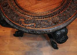 hand carved coffee table hand carved coffee table peekapp co
