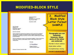 Document 2 Block Style Business Letter Practice How To Write A Business Formal Letter