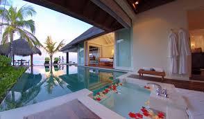 six best romantic honeymoon water villa resorts in the maldives