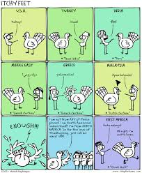 greek word for thanksgiving itchy feet comic on twitter