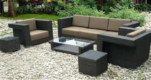 Wicker Patio Furniture Cushions Wicker Patio Furniture Patio Conversation Sets Outdoor Wicker