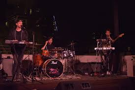Drum Set Lights Sxsw Day 4 Nogales Bred Lights On Ceres Comes Up The Range The