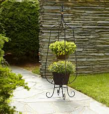 Fleur De Lis Home Decor by Fleur De Lis Home Decor Garden Oasis Deluxe Hanging Basket Plant