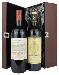 30 years of château gruaud 1992 wine and 1992 port gifts vintage wine and port