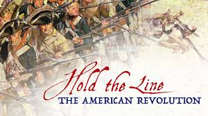 French Flag Revolutionary War Hold The Line The American Revolution Remastered Edition By