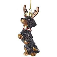 great gifts for dachshund ornaments