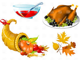 free download thanksgiving pictures thanksgiving roasted turkey and cornucopia vector image 4668