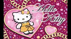 wallpaper laptop lucu bergerak gambar hello kitty and friends wallpaper hd 3d youtube