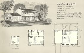 vintage house plans 1913 antique alter ego