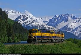 Alaska Railroad Map by Inside The Hole Of My Alaska Railroad Grainer Youtube