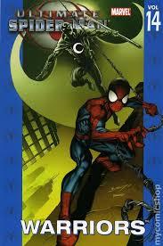 ultimate spider man tpb 2001 2010 marvel 1st edition comic books