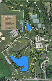 Moraine State Park Map by Dayton Disc Golf Association Ddga Preserving And Promoting