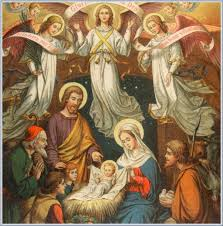 the solemnity of the birth of jesus