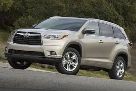 suv toyota inside used 2015 toyota highlander suv pricing for sale edmunds