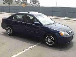 2003 honda civic ex parts sell used 2003 honda civic ex a sedan 4 door 1 7l in