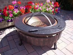 Firepit Garden Patio Pit Decking Firepit Garden Heater Table Brazier