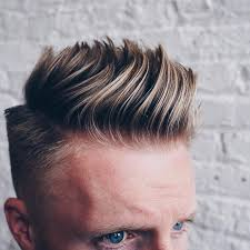 textured hairstyles for men 2017 side part hairstyles for men 2017